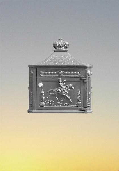 Wand -  Briefkasten